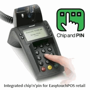 Epos with chip and pin